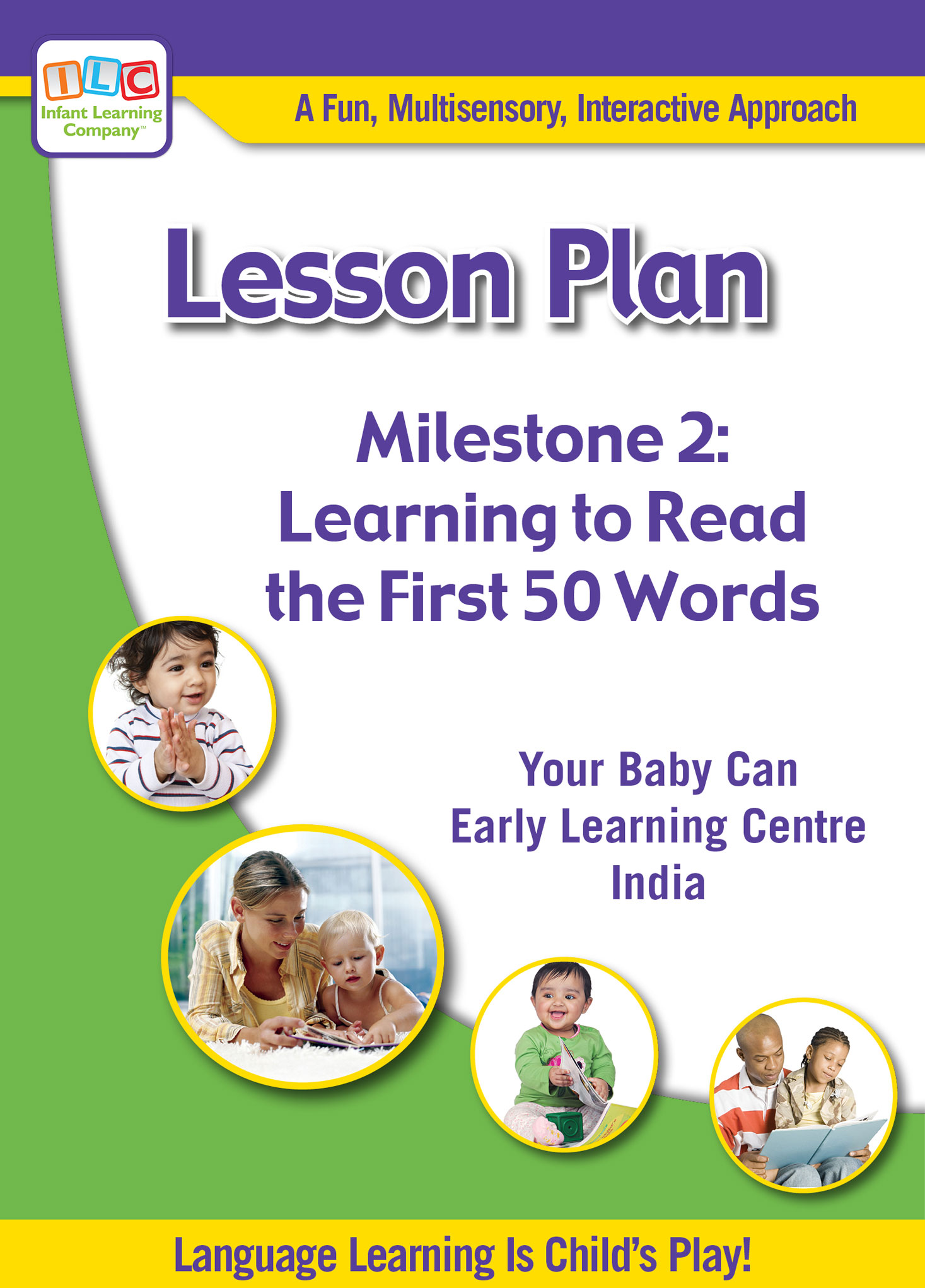 Sample Lesson Plan for Milestone 2: Learning to Read the First 50 Words PDF