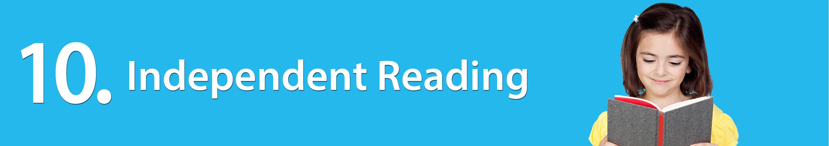 Milestone 10: Independent Reading